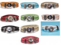 Armband Kunstleder, Farbwahl