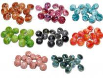 Druckknopf marmoriert Farbwahl