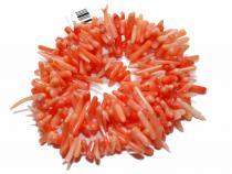 Korallenäste rosa, gef., Strang