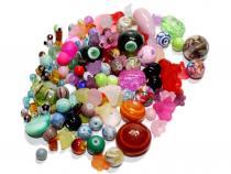 Bunte Perlen Mischung 100 Gramm